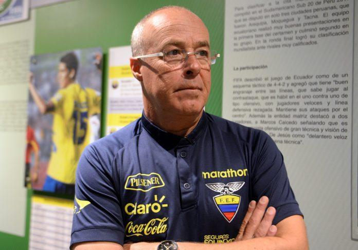 Jorge Célico podría ser el nuevo técnico de Ecuador - Area Deportiva