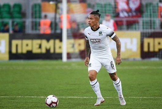 Christian Ramírez seguirá en el Krasnodar - Area Deportiva
