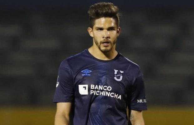 Luis Amarilla tendría propuestas del fútbol ecuatoriano - Area Deportiva